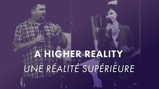DAVID WAGNER - A higher reality (FR/EN)  - Miracles and Healings Night