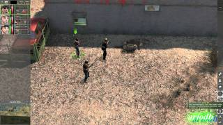 Jagged Alliance Back in Action Gameplay ITA 1