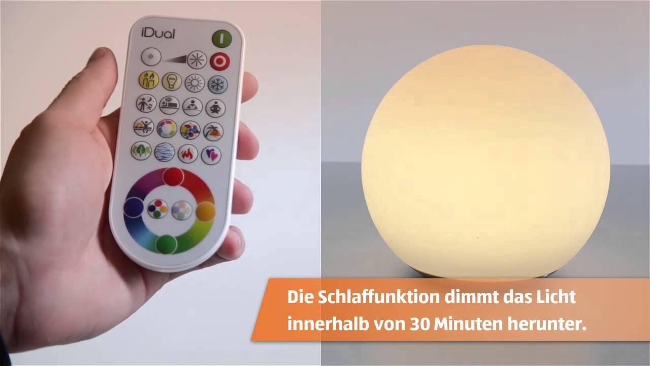iDual LED Leuchten - YouTube