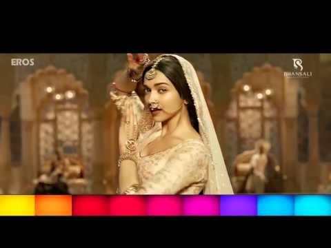 Mohe Rang Do Laal Official Video Song Bajirao Mastani Ranveer Singh, Deepika Padukone