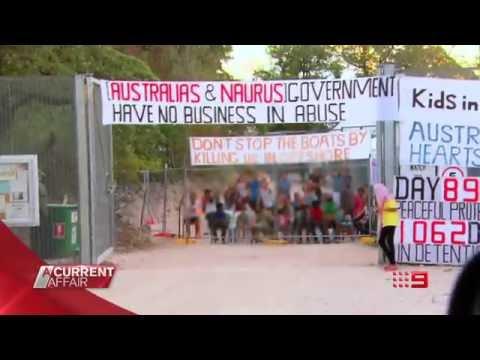 A Current Affair: Nauru Detention Centre promo