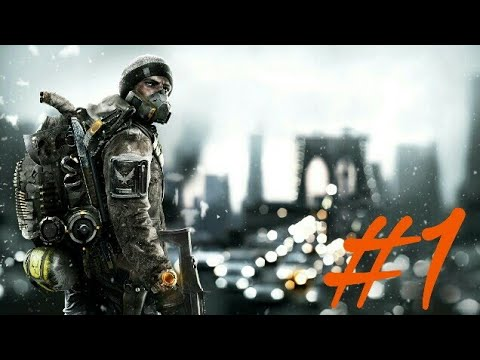 But can I count on you faye lau?! The Division Prologue gameplay - let's play PART 1 (PS4)
