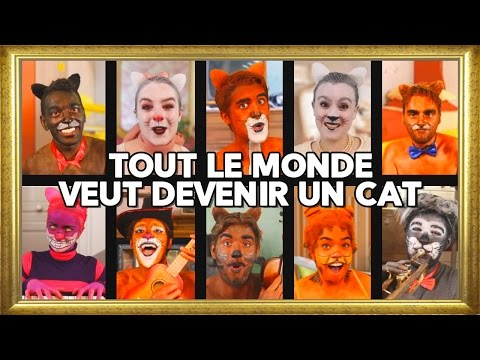 Tout Le Monde Veut Devenir Un Cat / Everybody Wants To Be A Cat - Aristochats French Cover