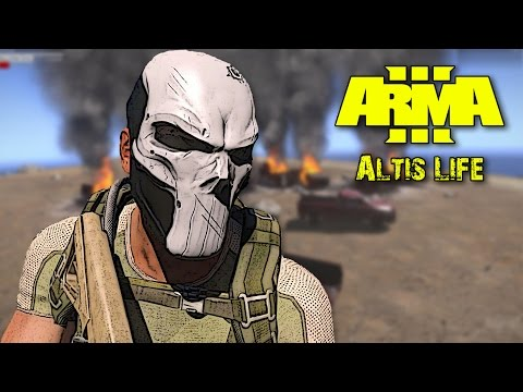 ARMA 3 - Let's RDM the Whole Server! (Altis Life - Ep.14)