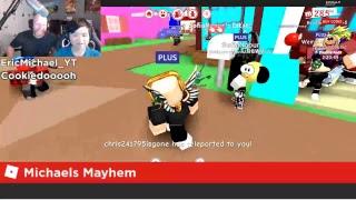 Michael Mayhem Show