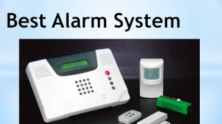 Home Alarm Company | Wireless Home Alarm | House Alarms