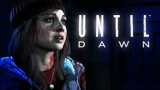 Lets Play Until Dawn  Part 1/2 - Scary Games - Until Dawn PS4 Gameplay Walkthrough