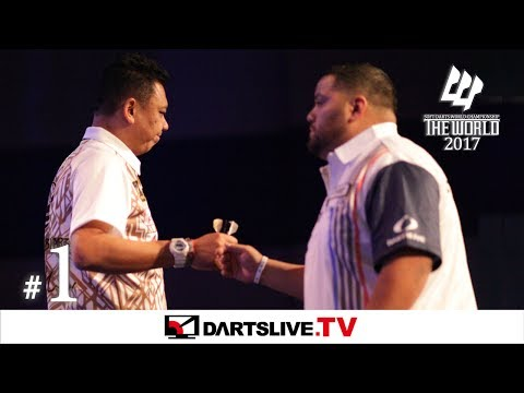 #1【Alex Reyes VS Harith Lim】THE WORLD 2017 STAGE 1 USA -FINAL MATCH-