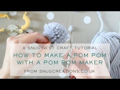 how-to-make-a-pom-pom-with-a-pom-pom-maker---easy-tutorial-for-kids-&-adults