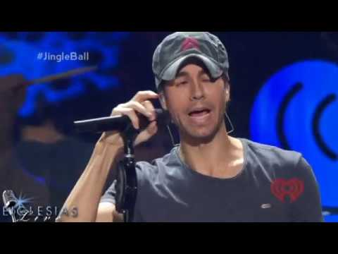 Z100 Jingle Ball 2013 - Enrique Iglesias [Full show]
