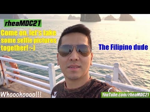 Who is the Filipino Guy from the Philippines who Somehow Help his Fellow Filipinos?