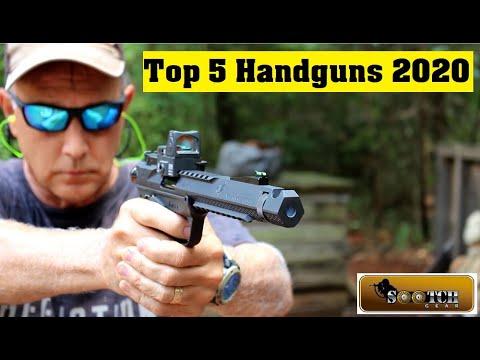 Top 5 Handgun Picks 2020