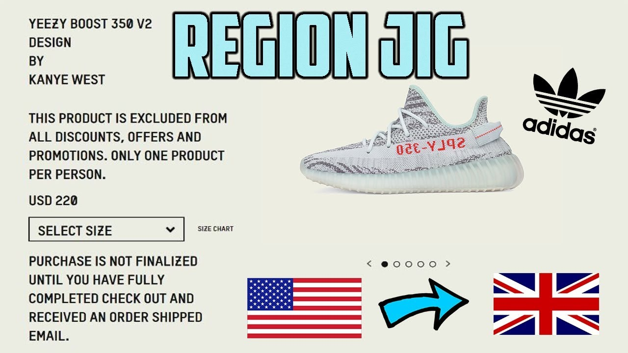 Depth A Adidas Yeezy's cop Of Page Region Tutorial Splash Lot In Yeezy Jig RzYRq1w