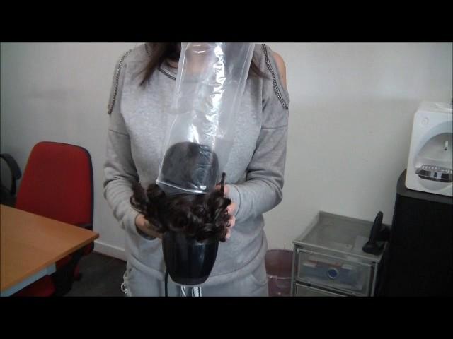 Protesi di capelli traspirante - esclusiva HRS