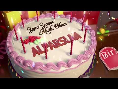 İyi ki doğdun ALPARSLAN - İsme Özel Doğum Günü Şarkısı