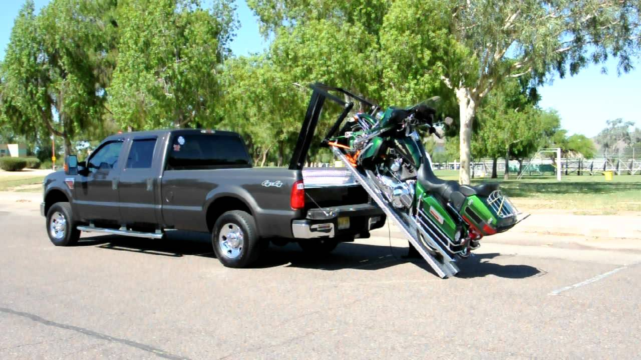 Motorcycle Loader Youtube