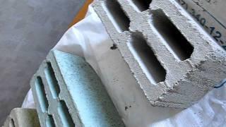 видео Перлитовый бетон