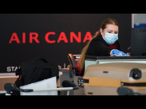 Air Canada To Lay Off 20,000 Employees