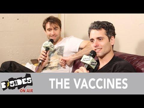 The Vaccines Talk Latest Album 'Combat Sports', Socio-political Obligations