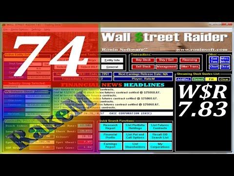 Let's Play W$R V7.83 - Episode 74