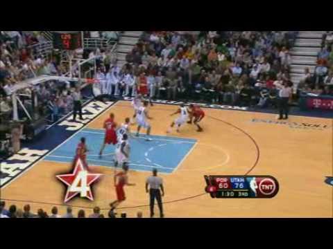 NBA - Top 10 Circus Shots of the 2008 - 2009 Season  HD