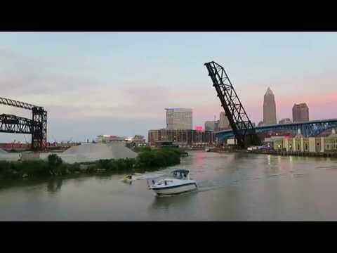 Cleveland's New FLATS Waterfront