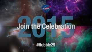Get Ready to Celebrate 25 years of Hubble!