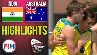 Australia v India | 2018 Men's Hockey Champions Trophy | HIGHLIGHTS