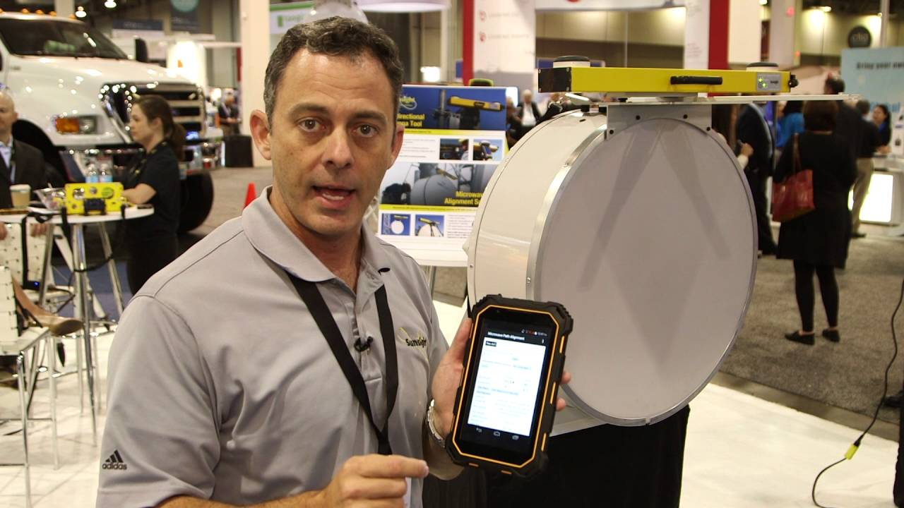 Path align microwave antennas in minutes, not hours