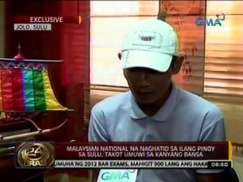 VIDEO Rakyat Malaysia MENGAKU Seludup Keluar Pengganas Dipercayai Azzimudie Ke Filipina