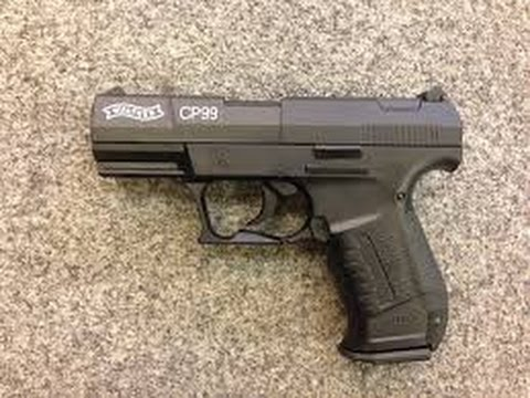 quick clean umarex cp99 walther c02 177 pistol youtube rh youtube com Walther CP99 BB Gun Umarex Walther CP99 Compact