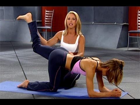 Denise Austin: Legs & Buns Workout Level 1