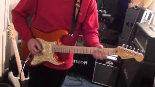 Fender American Deluxe Stratocaster Corona California 2004