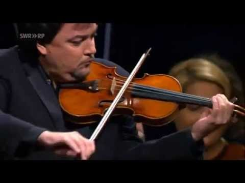 P I. Tchaikovsky - Violin Concerto in D major, Op. 35 - Serg