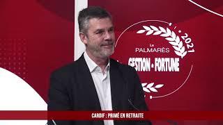 Palmarès des Fournisseurs 2021 - Cardif