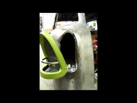 Tail Light Hidden Fuel Door 1 Youtube