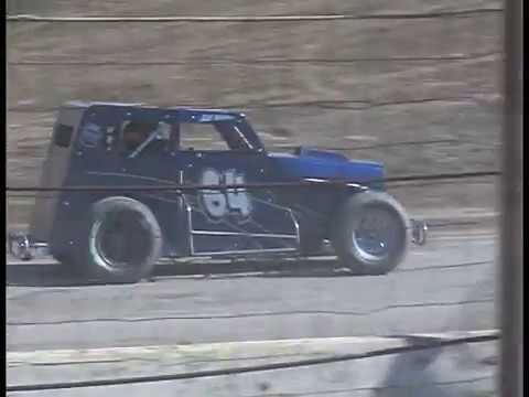 Dwarf Car #64  Brian McIntosh Barona Speedway 4-22-2017
