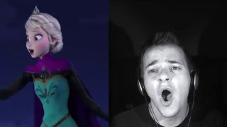 Repeat youtube video Let It Go - Male/Female Duet Mash-Up