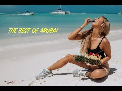 ARUBA: Villa Tour/Flamingos/Photoshoot +MORE!