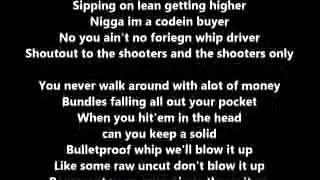 Repeat youtube video Future- Shit [Lyrics] Explicit