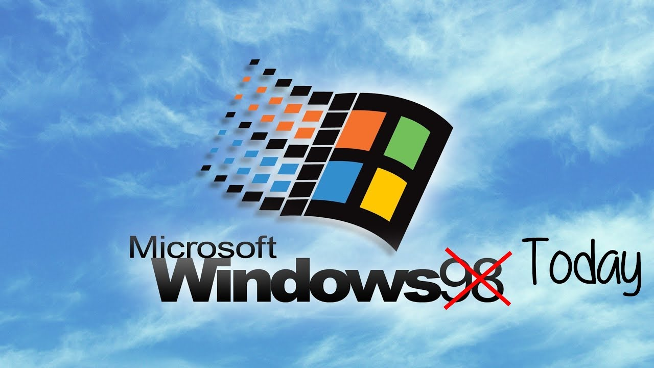 Using Windows 98 in 2018: Is It Possible?
