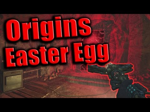 Origins Easter Egg w/ Panda | Black Ops 2 Zombies Little Lost Girl Easter Egg