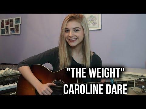 the weight (original) | caroline dare