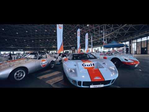 Gulf Nagoya Nostalgic Car Festival 2017