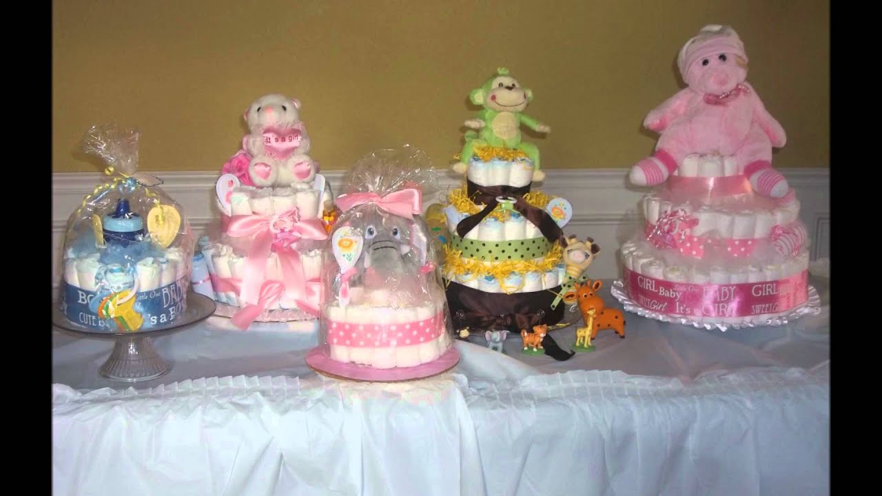 Wash Cloth Wedding Cakes
