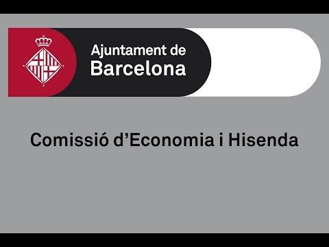 Comissió d'Economia i Hisenda 12/02/2019