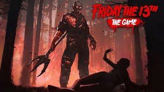 БЕГИ ИЛИ УМРИ! КАК ЖЕ ЗДЕСЬ ВЫЖИТЬ?! - Friday the 13th: The Game