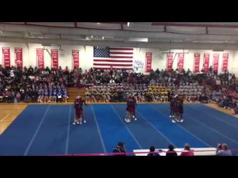 Bloomfield High School Cheerleaders