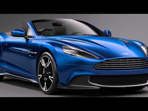 [HOT] 2018 Aston Martin Zagato Speedster First Look Review Exterior and Interior