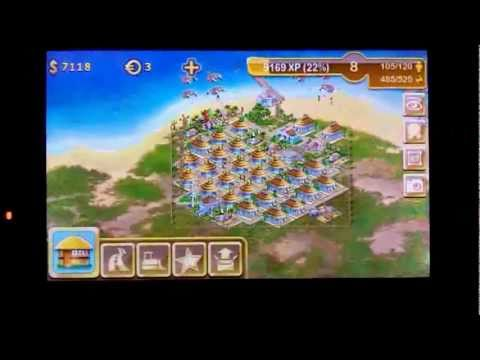 Android Games - 03 - Paradise Island